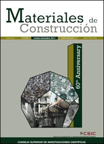 Editorial csic revistas materiales de construcci n - Materiales de construccion precios espana ...